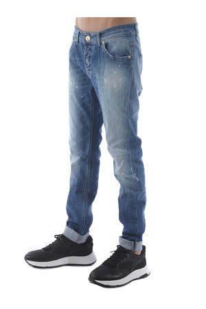 PMDS Richard jeans in stretch denim 