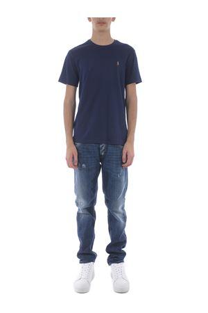 T-shirt Polo Ralph Lauren in cotone POLO RALPH LAUREN | 8 | 740727003
