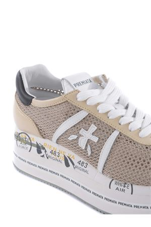 Premiata Beth leather and nylon sneakers PREMIATA | 5032245 | BETH5224