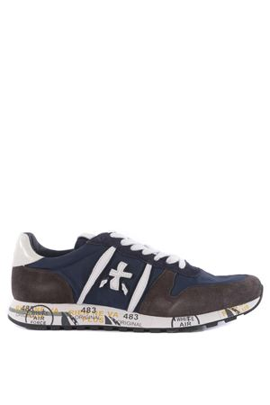 Premiata nubuck and nylon sneakers PREMIATA | 5032245 | ERIC5175