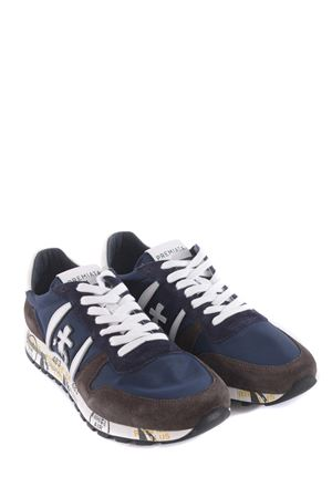 Sneakers Premiata in nabuk e nylon PREMIATA | 5032245 | ERIC5175