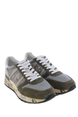 Sneakers Premiata in nabuk e nylon PREMIATA | 5032245 | LANDER5195