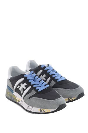 Premiata nubuck and nylon sneakers PREMIATA | 5032245 | LANDER5196