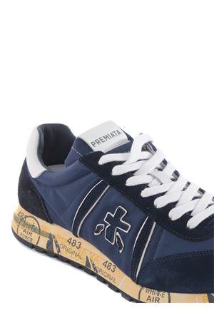 Sneakers Premiata in camoscio e nylon PREMIATA | 5032245 | LUCY5151