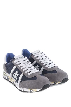Premiata sneakers in suede and nylon PREMIATA | 5032245 | LUCY600E