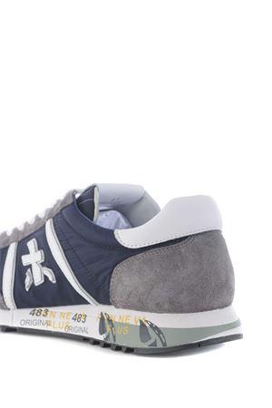 Sneakers Premiata in camoscio e nylon PREMIATA | 5032245 | LUCY600E
