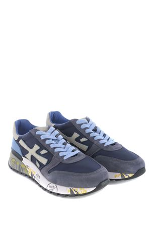 Premiata sneakers in suede and nylon PREMIATA | 5032245 | MICK1280
