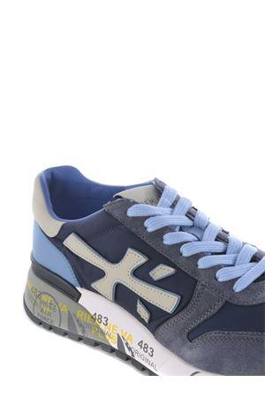 Sneakers Premiata in camoscio e nylon PREMIATA | 5032245 | MICK1280