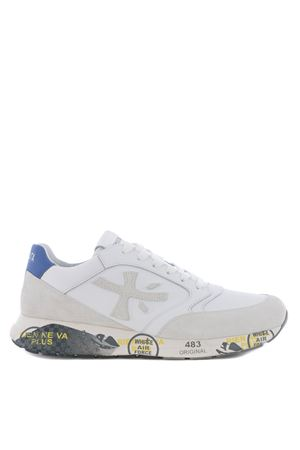 Premiata leather and nubuck sneakers PREMIATA | 5032245 | ZACZAC4555