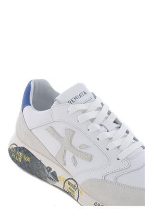 Sneakers Premiata in pelle e nabuk PREMIATA | 5032245 | ZACZAC4555
