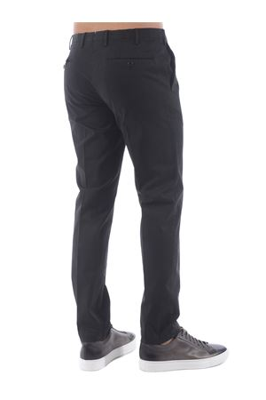 PT01 trousers in stretch cotton PT01 | 9 | COKTZEZ00CUBNK03-0990