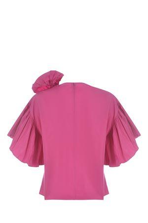 Red Valentino taffeta crisp shirt  RED VALENTINO | 6 | VR3AAC001FP1QM