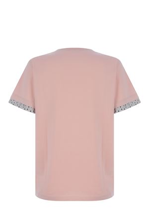 Red Valentino cotton T-shirt RED VALENTINO | 8 | VR3MG08P5QF018