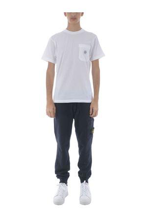 Stone Island cotton T-shirt STONE ISLAND | 8 | 21957V0001