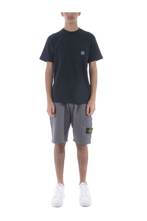 Stone Island cotton T-shirt STONE ISLAND | 8 | 21957V0020