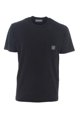 Stone Island cotton T-shirt STONE ISLAND | 8 | 21957V0029