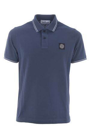 Polo Stone Island in piquet stretch STONE ISLAND | 2 | 22S18V0024