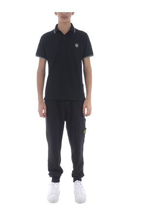 Polo Stone Island in piquet stretch STONE ISLAND | 2 | 22S18V0029