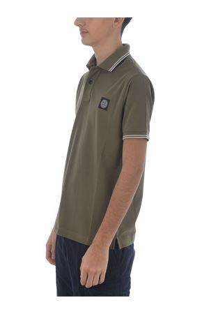 Polo Stone Island in piquet stretch STONE ISLAND | 2 | 22S18V0058