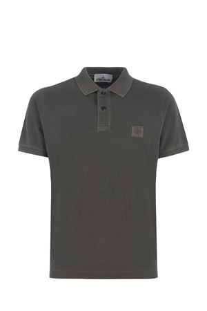 Stone Island cotton pique polo shirt STONE ISLAND | 2 | 22S67V0065-