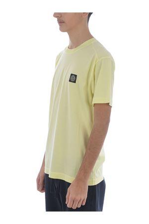 T-shirt Stone Island in cotone STONE ISLAND | 8 | 24113V0031