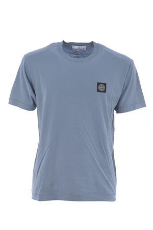 Stone Island cotton T-shirt STONE ISLAND | 8 | 24113V0046