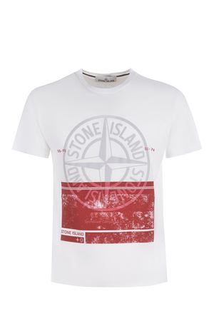 T-shirt Stone lsland in cotone STONE ISLAND | 8 | 2NS65V0001