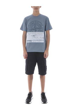 T-shirt Stone Island in cotone STONE ISLAND | 8 | 2NS65V0046