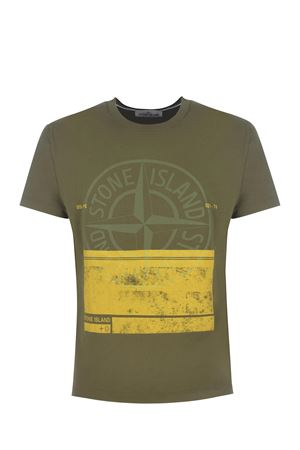 T-shirt Stone Island in cotone STONE ISLAND | 8 | 2NS65V0058