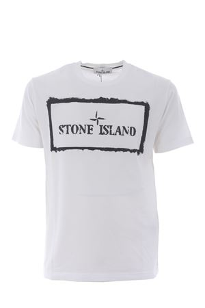 T-shirt Stone Island in cotone STONE ISLAND | 8 | 2NS80V0001