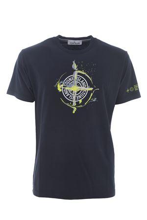 T-shirt Stone Island in cotone STONE ISLAND | 8 | 2NS83V0020