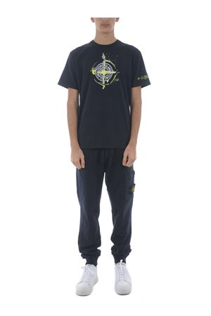 Stone Island cotton T-shirt STONE ISLAND | 8 | 2NS83V0020