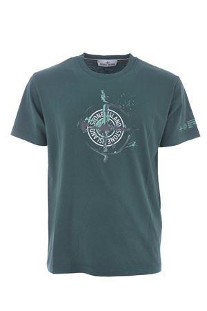 T-shirt Stone Island in cotone STONE ISLAND | 8 | 2NS83V0057