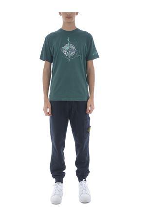 Stone Island cotton T-shirt  STONE ISLAND | 8 | 2NS83V0057