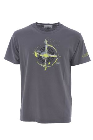 T-shirt Stone Island in cotone STONE ISLAND | 8 | 2NS83V0063