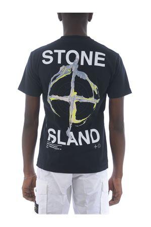 T-shirt Stone Island in cotone STONE ISLAND | 8 | 2NS85V0020