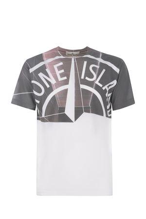 T-shirt Stone Island in jersey di cotone STONE ISLAND | 8 | 2NS86V0001