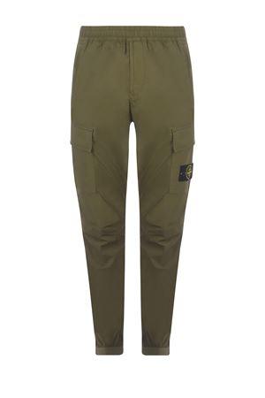 Stone Island stretch cotton trousers STONE ISLAND | 9 | 31303V0058