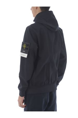 Stone Island Light Soft Shell-R E-dye Technology jacket STONE ISLAND | 13 | 40727V0020