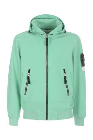 Stone Island Light Soft Shell RE-dye-Tecnology jacket STONE ISLAND | 13 | 40727V0044