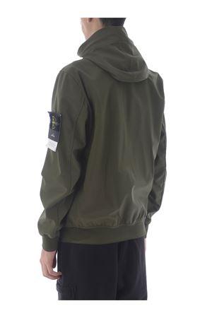 Stone Island Light Soft Shell-R E-dye Technology jacket STONE ISLAND | 13 | 40727V0058