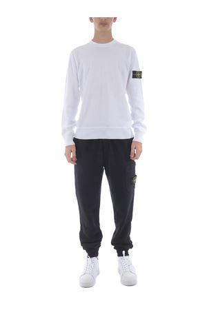 Stone Island cotton thread sweater STONE ISLAND | 7 | 504B2V0001