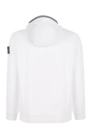 Stone Island cotton hoodie STONE ISLAND | 10000005 | 60451V0001