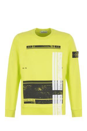 Stone Island cotton sweatshirt  STONE ISLAND | 10000005 | 63095V0051