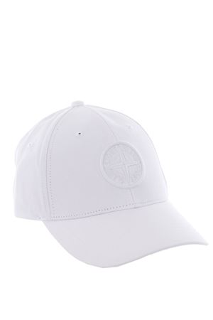 Stone Island cotton canvas baseball cap  STONE ISLAND | 26 | 99661V0001