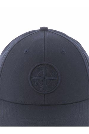Stone Island cotton canvas baseball cap  STONE ISLAND | 26 | 99661V0020