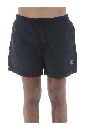 Stone Island swimsuit in metal nylon STONE ISLAND | 85 | B0643V0029