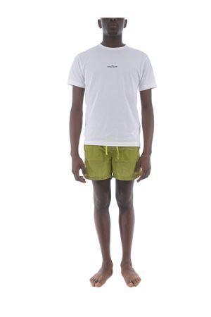 Stone Island swimsuit in metal nylon  STONE ISLAND | 85 | B0643V0051