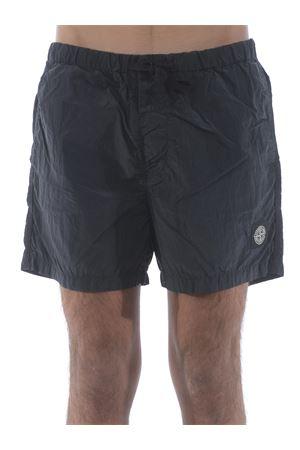 Stone Island swimsuit in metal nylon  STONE ISLAND | 85 | B0643V0065
