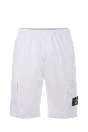 Stone Island stretch cotton shorts STONE ISLAND | 30 | L0904V0001